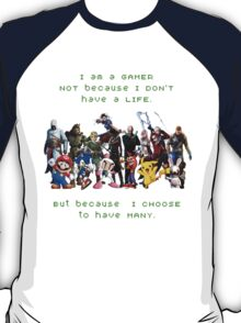 I am a GAMER T-Shirt