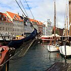 Crowded Harbour by John Dalkin