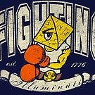 Fight Illuminati 2 by giovonni808