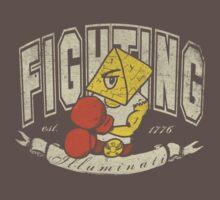 Fight Illuminati 2 Baby Tee