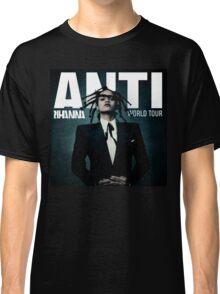 RIHANNA ANTI TOUR 2016 Classic T-Shirt