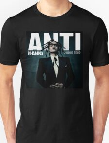 RIHANNA ANTI TOUR 2016 Unisex T-Shirt