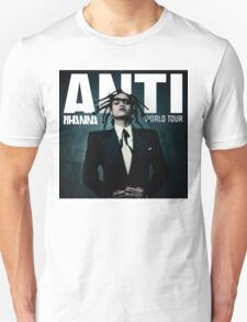 RIHANNA ANTI TOUR 2016 Unisex T-Shirt
