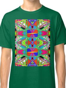 Patterns 9 - Pipe Cleaners Classic T-Shirt