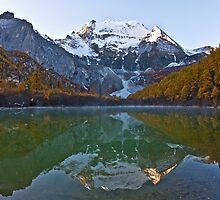 Pearl Lake by jasonksleung
