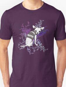 BAD dog – biker chihuahua T-Shirt