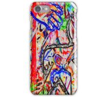 Graffiti #9c iPhone Case/Skin