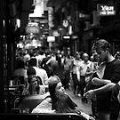 Degraves Street, Melbourne by Andrejs Jaudzems