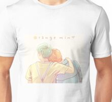 Orange Mint Yoonmin Unisex T-Shirt