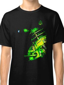 Dalek Beta – Green Classic T-Shirt