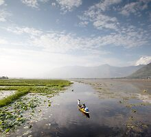 Dal Lake by Travelographer