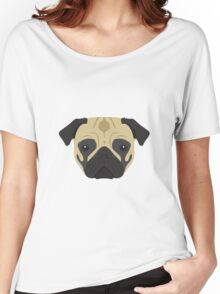 Pug Women's Relaxed Fit T-Shirt