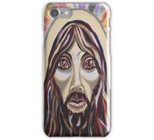 Jesus Christ by Suzanne Marie Leclair iPhone Case/Skin