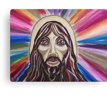 Jesus Christ by Suzanne Marie Leclair Canvas Print