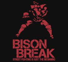 BISON BREAK - red edition by Roland1984