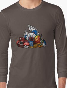 Anime Device Long Sleeve T-Shirt