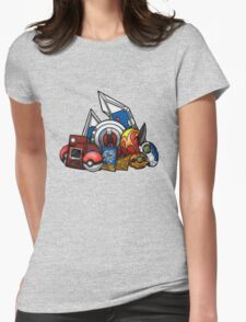Anime Device Womens Fitted T-Shirt