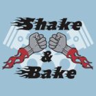 Shake & Bake (black version) by kingUgo