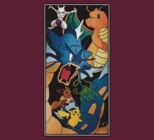 Pokemon Collage by ShoeboxMemories