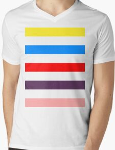 Subtle Magica Mens V-Neck T-Shirt