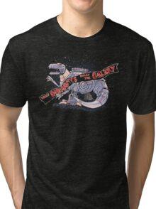 Jurassic Spark Tri-blend T-Shirt