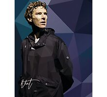 Benedict Cumberbatch as Hamlet Photographic Print