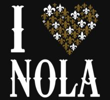 I heart NOLA by machmigo
