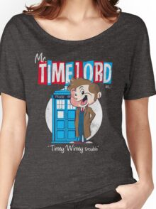Timey Wimey trouble Women's Relaxed Fit T-Shirt