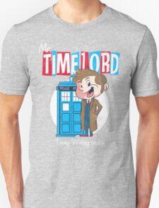 Timey Wimey trouble Unisex T-Shirt