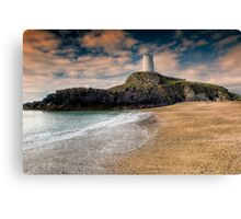 Lighthouse Beach Canvas Print