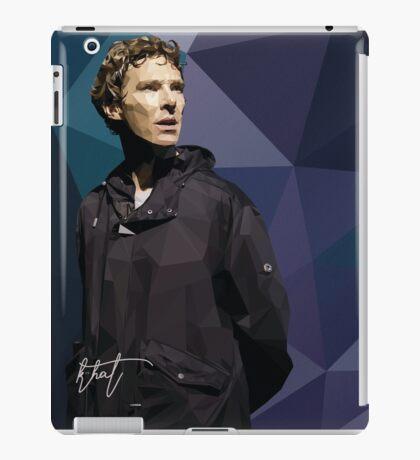 Benedict Cumberbatch as Hamlet iPad Case/Skin
