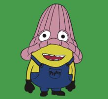 Hey, Hey, Hey, it's PHAT Minion  One Piece - Short Sleeve