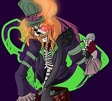 Mad T Party -Special Edition- T Virus Mad Hatter by 8BitSpirit