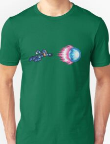 Dash Shot - Mega Man X T-Shirt