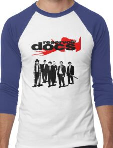 Reservoir Docs Men's Baseball ¾ T-Shirt