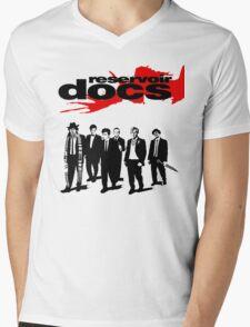 Reservoir Docs Mens V-Neck T-Shirt