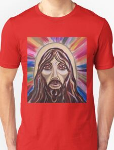 Jesus Christ by Suzanne Marie Leclair T-Shirt