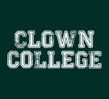 Clown College (White) by bakru84