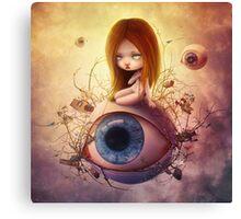 Big Brother Canvas Print