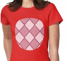 Celeste's Sweater-Chest Womens Fitted T-Shirt