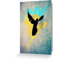 I believe I am a Phoenix... Greeting Card