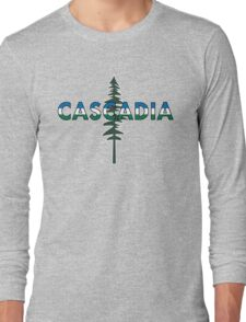 CASCADIA & The Doug Fir Long Sleeve T-Shirt