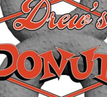 Drew's Donuts 2 Sticker