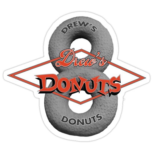 Drew's Donuts 2 by ironsightdesign