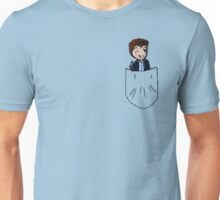 Captain Jack Harkness - pocket buddy Unisex T-Shirt