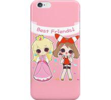 Peach and May Celebrate! iPhone Case/Skin