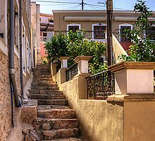 Nimborio Steps by Tom Gomez