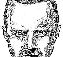 Jesse Pinkman by benjamincharman