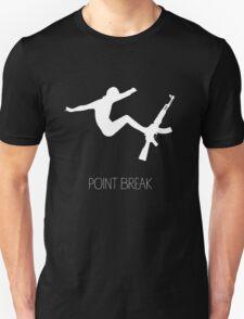 Point Break Movie AK-47 Surf T-Shirt