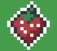 strawberry pixels by 50mmFairy